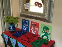 Special Occasion: PJ Masks Party