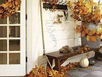 fall my favorite decorating season