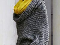 Crochet coats, jackets, vests, cardigans & ponchos