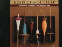 手紡ぎ スピンドル