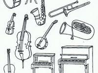instrumentos escuela
