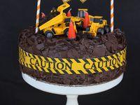 Need a matching invite?  https://www.etsy.com/listing/186069429/dump-truck-birthday-invitation