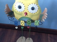 OWL CRAZY SCHOOL STUFF