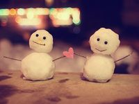 I don't know why, but I just love snowmen. I use to have a big collection, got rid of it, and now I am collecting them again.