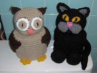 Crochet for the bathroom