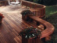 Log Homes/ Decks