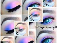 Make-up, nails, and hair