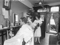 1000 Images About Female Barbers On Pinterest West