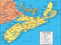 Nova Scotia / Everything mother.