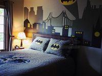 100 Best Batman Bedroom Images Batman Bedroom Batman Room Superhero Room