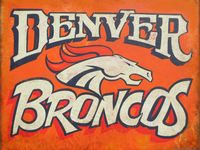 #1 Team DENVER BRONCOS
