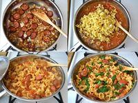 Lo que Aprendere a Cocinar