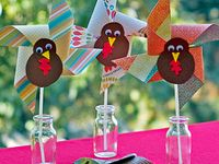 A collection of tips, ideas, crafts, and recipes for the celebration of Thanksgiving and fall