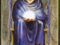 Tarot 02-High Priestess