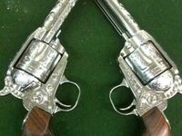 any and all hand guns