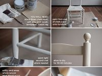 Painted Furniture and Other Things