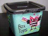 Box Tops ideas