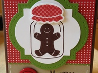 Christmas Cards - Stampin' Up