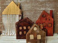 Домики Для Декора