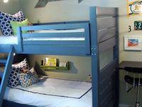 Childrens Room. Contemporary, Scandi, modern