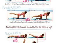 Workout/Fitness/Health Ideas