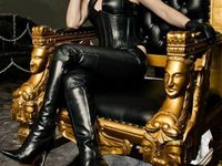 Best of ..... Leather/Cuir Fashion
