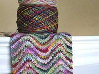 knitting and crochet I like