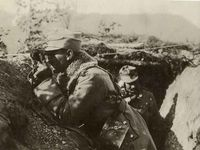 WWI- Romania / First world war as seen from Romania