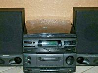 Technics RS-916 Cassette Deck Vintage 1980s Tested Works DBX Tape Player