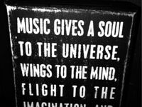 Life, simply stated in music