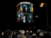 3D Projection Mapping, Interactive and Holograms