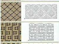 Crochet/Knit Pattens
