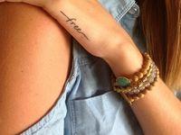 Tattoo Ideas ♥