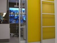 Pinterest | Conference room, Modern office desk and Corporate offices