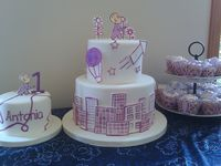 Harold and the Purple Crayon party theme with ideas for food, decor, favors, gifts, cake, etc