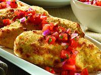 ... Pinterest | Bruschetta chicken, Chicken and Parmesan crusted chicken