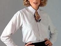 Edwards Garment Mens Big And Tall Short Sleeve Button Down Shirt/_TAN/_Large