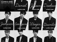 wanna one picture