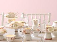 Magical tea parties!