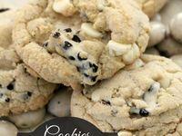 211 besten cookies bilder auf pinterest pralinen desserts und einfacher nachtisch. Black Bedroom Furniture Sets. Home Design Ideas