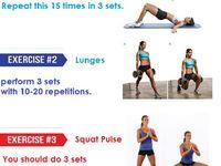 Glute Exercises