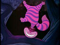 Wonderland - Cheshire Cat