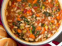 Farro on Pinterest | Salads, Roasted Vegetables and Kale