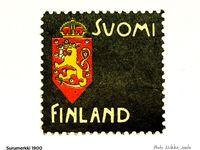 Suomalaiset postimerkit / Stamps of Finland