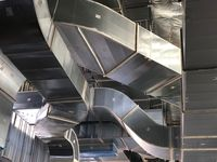 To Connect Rectangular Duct Sections End To End Also Called The Transverse Connection One Option Is Tdc F Shown Here Is O Hvac Design Hvac Ductwork Air Duct