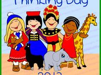 Girl Scouts - World Thinking Day