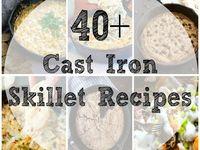 cast iron meals