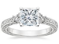 Engagement Rings & Pictures <3