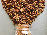 Healthy Oatmeal and Granola