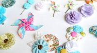 Headbands, Fabric Flowers tutorials!!!